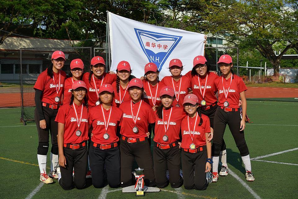 Our B Division Team at the National Schools Softball Competition fInals.JPG