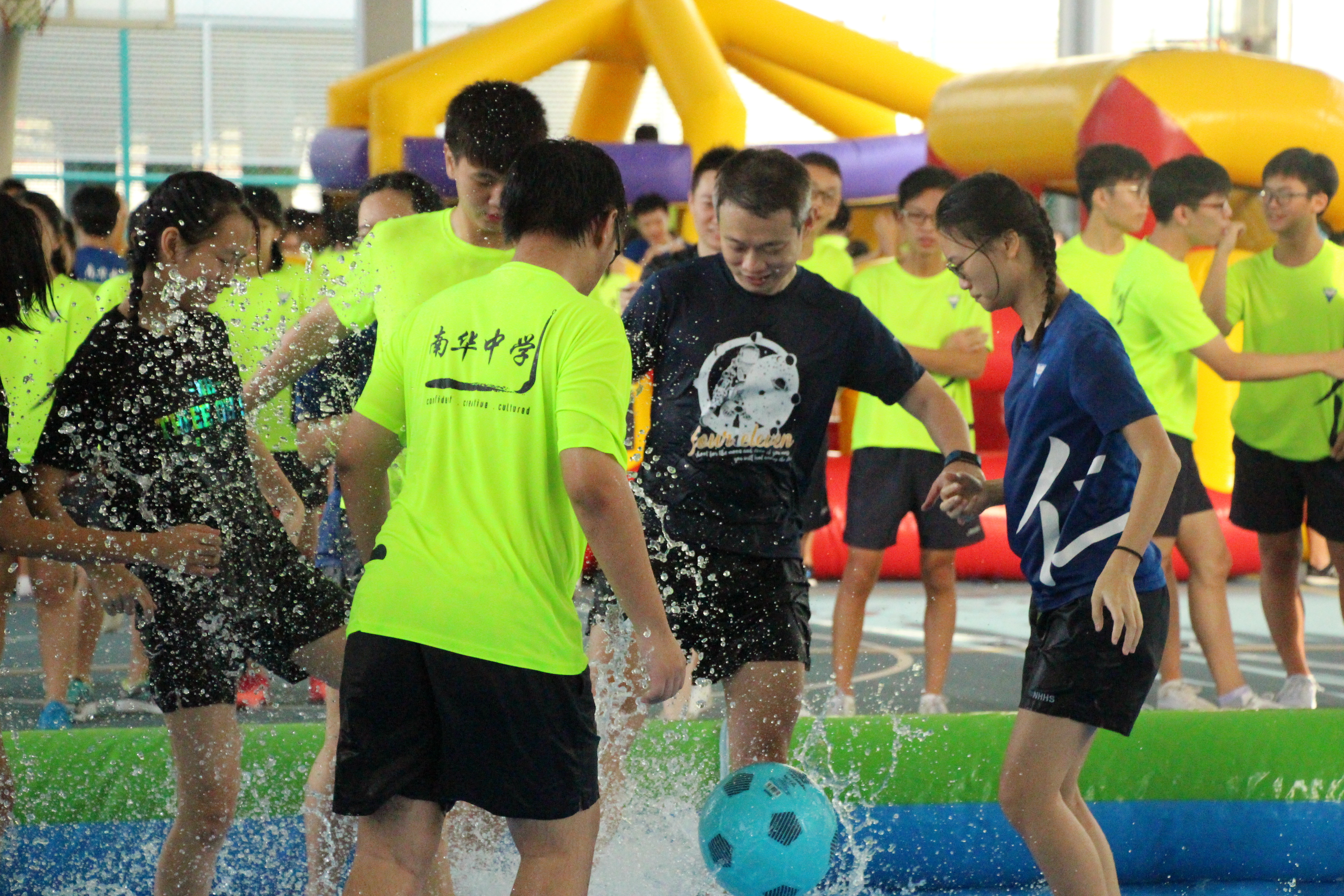 11. Having a splash during the Sports Carnival water soccer match.JPG